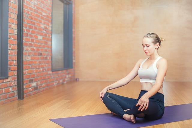 relaxace při cvičení