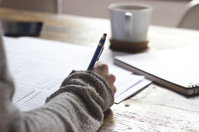 psaní do tabulek