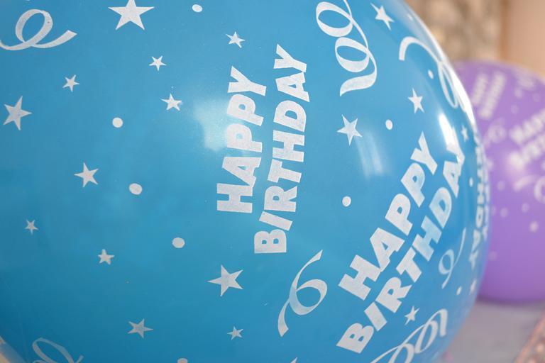 Připravte nezapomenutelné narozeniny