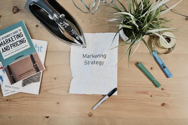 marketingová strategie reklama